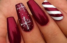 7 Winter Nails Design Ideas